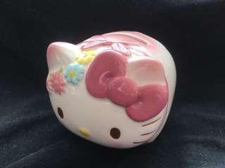 Hello Kitty豬仔錢甖
