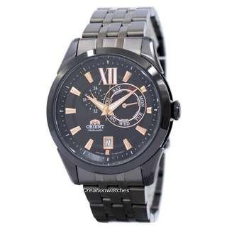 🚚 Orient Sporty Automatic Day And Date ET0X001B Men's Watch