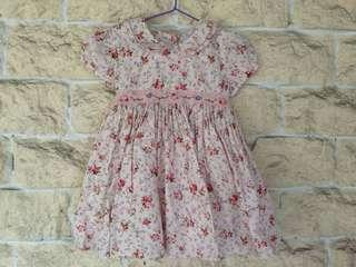Baby dress 12 to 18months