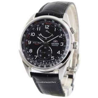 🚚 Orient Automatic Power Reserve FFM03004B FM03004B Men's Watch