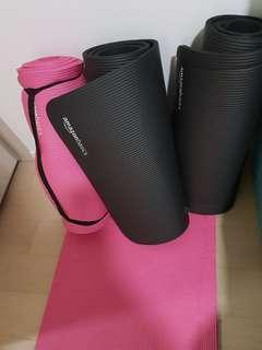 Gym, yoga, aikido, children's mats