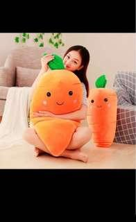 [1 for $35] Carrot Soft Toy