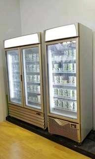 Minimart display freezer/chiller