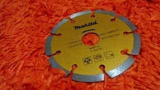 4.5 inch MAKITA Diamond Cutting Disc