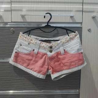 Hotpants import / jeans