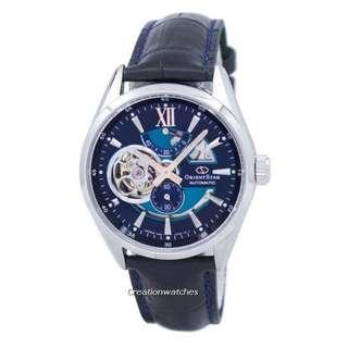 🚚 Orient Star Limited Edition Automatic Japan Made RE-DK0002L00B Men's Watch