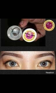 Contact Lens Solotica FREE CASE & SOLUTION