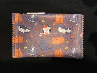 Cute cardholder/multipurpose holder - Cat lover (small)