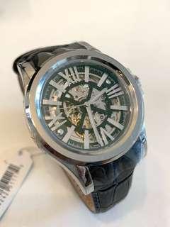 全新BULOVA 寳路華AccuSwiss系列63A122自動機械錶