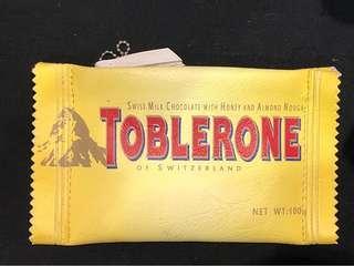 Cool card holder/multipurpose holder - Toblerone (small)