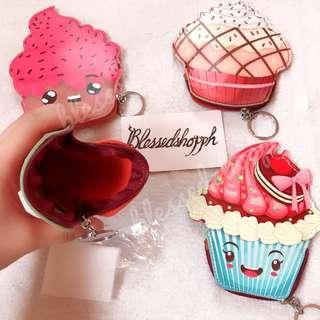 Cupcake Coinpurse