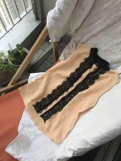 Kace cream shirt