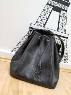 LV Vintage Petit Noe drawstring shoulder bag