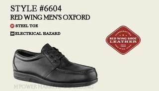 Red Wing Oxford 6604