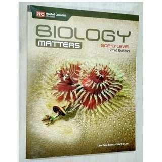 o level Biology textbook