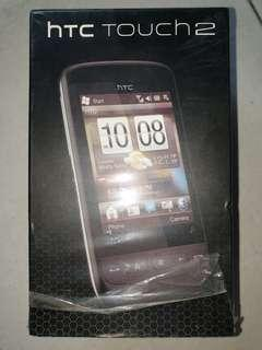 hTC pocket pc winmo windows mobile t3333 touch2 touch 2