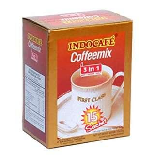 Indocafe Coffee Mix - 15 sachets