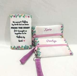Tissue Pouch Cover