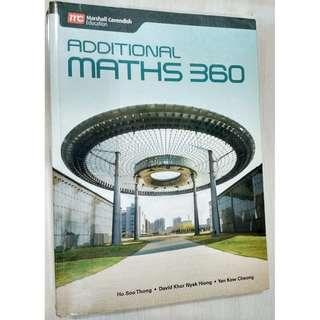 o level additional mathematics textbook