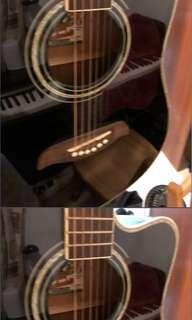 Glanez guitar