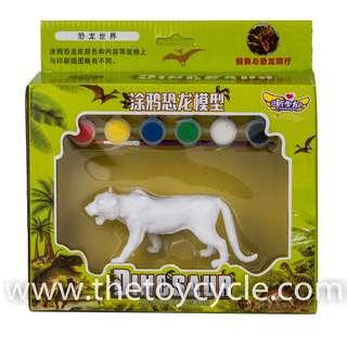 🚚 Animal Painting Craft Model for Kids