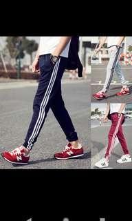 🚚 Adidas Inspired Jogger Pants