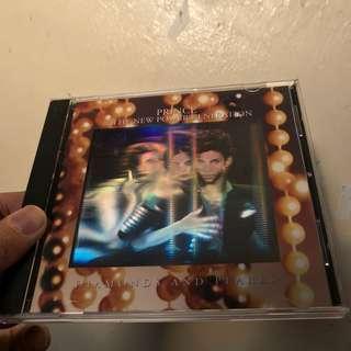 prince - diamonds and pearls music cd