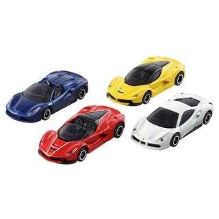 Tomica Ferrari Box Set 法拉利套裝 トミカ フェラーリ セット (聖誕後到貨)