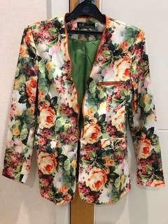 Flowery Blazer (HK Brand)