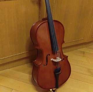 98% 新 1/10 大提琴, 98% new 1/10 Cello