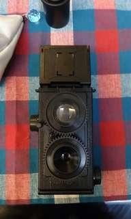 🚚 《大人的科學》組裝底片相機(全手動特殊相機)