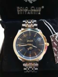 (With Warranty) Polo Club Britannia watch