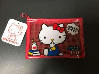 Hello Kitty Zip Bag