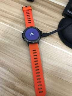 Amazfit Pace Smart Watch with Heart Rate tracker