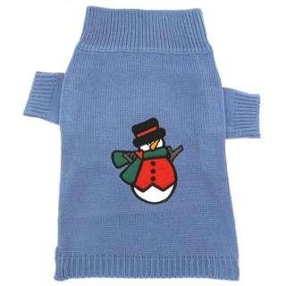 Puppy Dog Kitten Cat Christmas Xmas Costume Snowman Sweater Knitwear Festival Clothes
