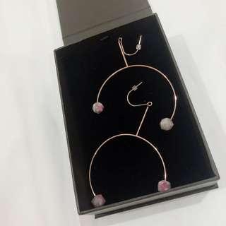 12.12 sale🤗 brand new charles and keith loop earrings