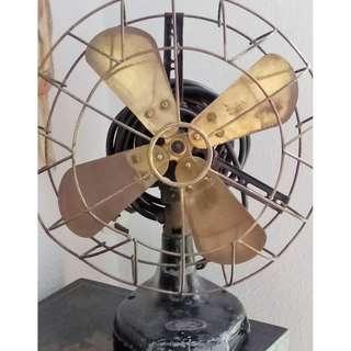 Antique original table fan