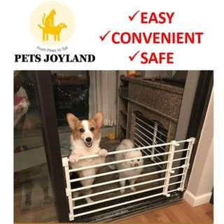 Pet Safety Barrier Gate