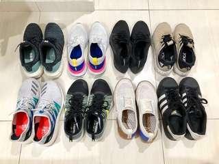 Nike & Adidas Sneakers