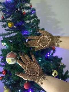 Anokhi henna