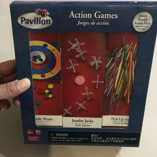 $6 : Pavilion action games