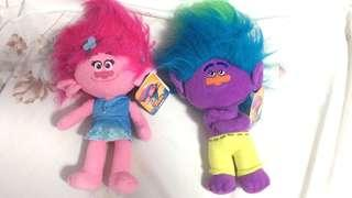 🚚 Authentic Trolls Soft Toy