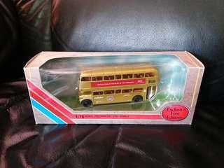 EFE25513A RML Routemaster Golden Jubilee Metroline 巴士模型