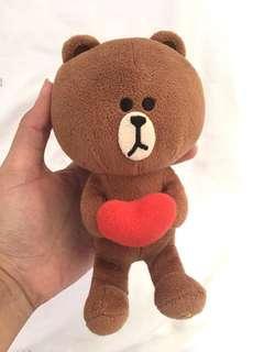 🚚 Line Bear Soft Toy