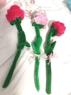 🚚 Rose Flower Soft Toys