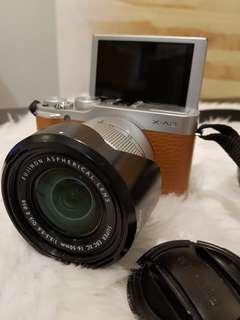Fujifilm X-A2 mirrorless camera