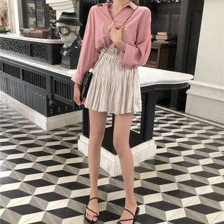 PO: Whitney's Pink and White Outfit (Korean Fashion)