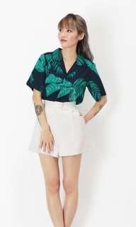 LOOKING FOR: AFA FREDA TROPICAL SHIRT IN NAVY