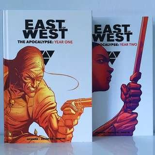 East of West: The Apocalypse Year One & Two HC