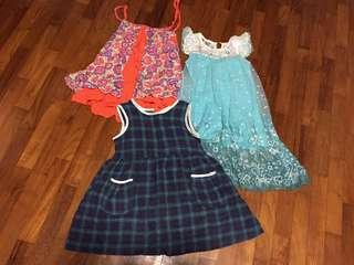 Girl clothes (3-4 years old)